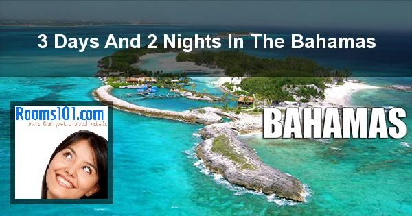 Looking for more nights in Bahamas? Feel free to break down our Bahamas Vacation Packages of 3 Days & 2 Nights in Bahamas.