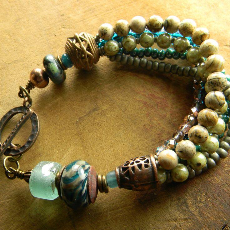 Best 25+ Strand bracelet ideas on Pinterest