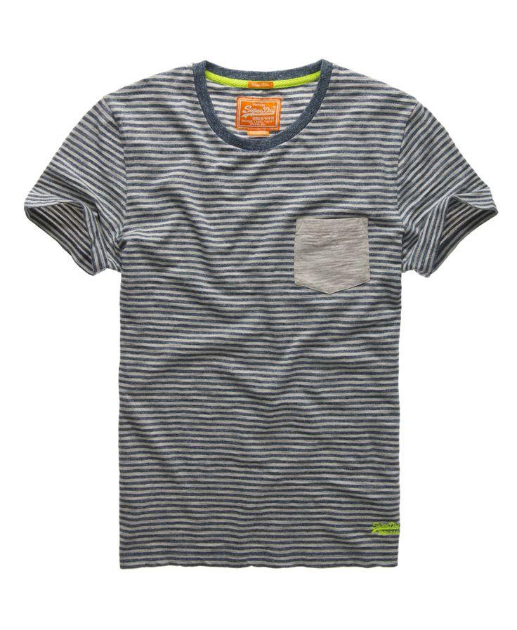 Superdry Grindle Stripe T Shirt Men 39 S T Shirts T
