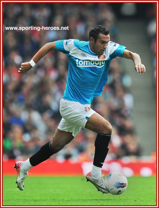 Ahmed ELMOHAMADY - Sunderland FC - Premiership Appearances