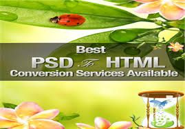 There is a consistent change in the web designing requirements, this is why the result is that we have shifted from PSD to HTML slicing. Earlier web designers used PSD to create innovative and amazing images and later convert to HTML code for web page template and blog theme.
