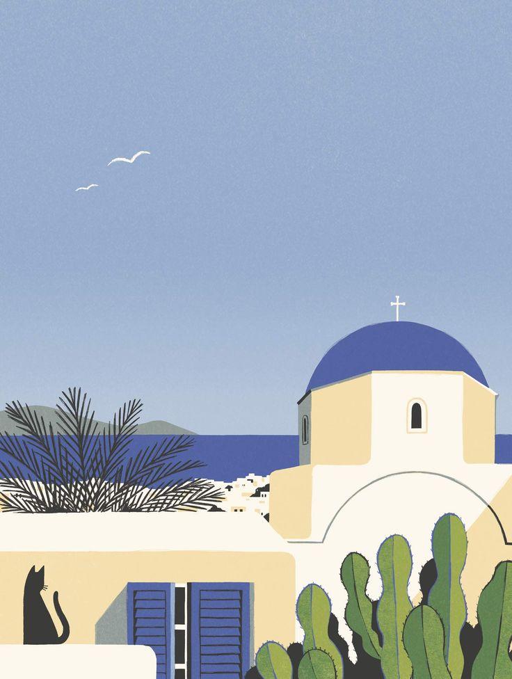 Mykonos | David Doran