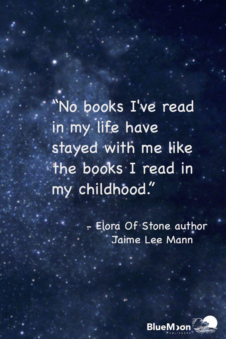 True words from Blue Moon author Jaime Lee Mann