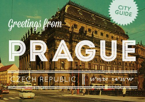 Prague City Guide- maybe someday I will get to use it!#prague #czechrepublic @ cityguideprague