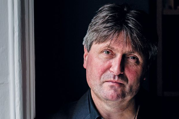 Simon Armitage on returning to 'exotic' Leeds, why he's glad he didn't study English at university, and the future of literature