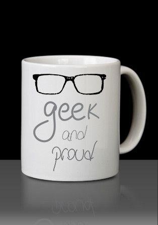 geek and proud kupa