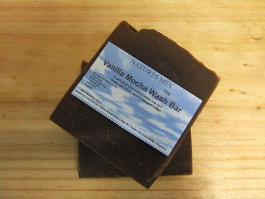 Vanilla Mocha Wash Bar