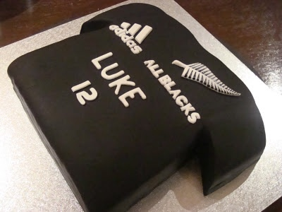 All Blacks Cake