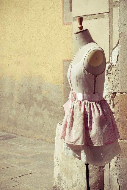 Barcelona fashion, Spain
