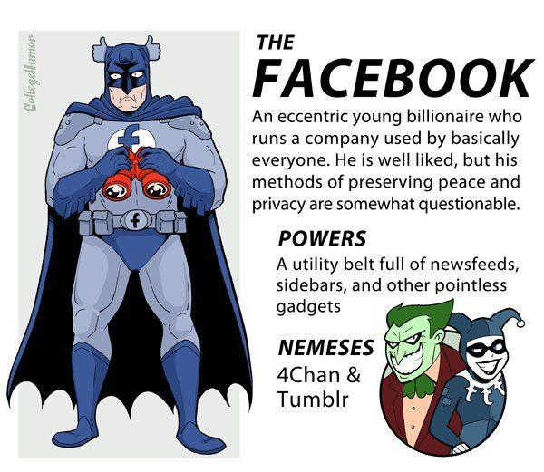The internet Justice League