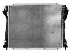 TYC 2789 Ford Mustang 1-Row Plastic Aluminum Replacement Radiator. For product info go to:  https://www.caraccessoriesonlinemarket.com/tyc-2789-ford-mustang-1-row-plastic-aluminum-replacement-radiator/