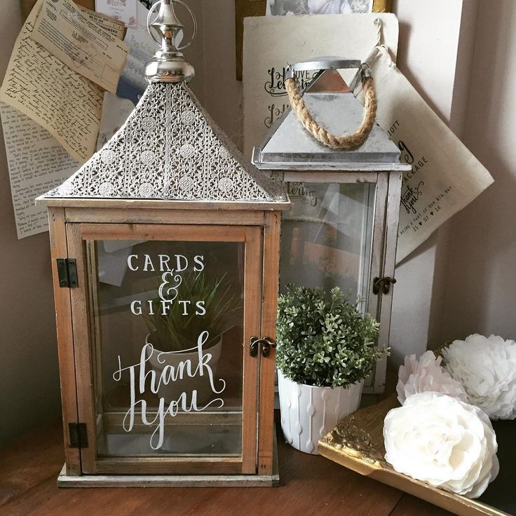 Wedding Gift Table Ideas: Best 25+ Lantern Card Box Ideas On Pinterest