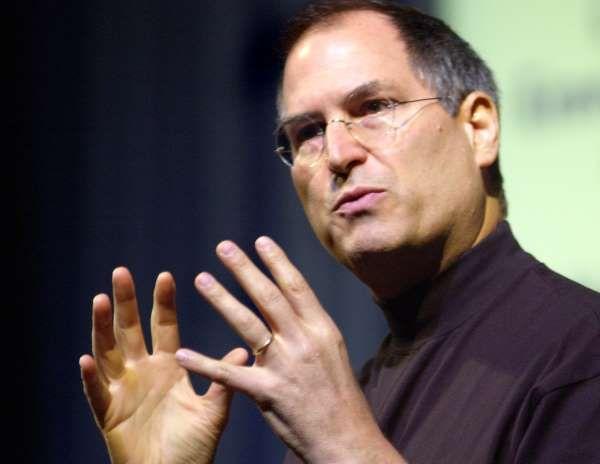 Steve Jobs - Gordon Chibroski/Portland Press Herald via Getty Images
