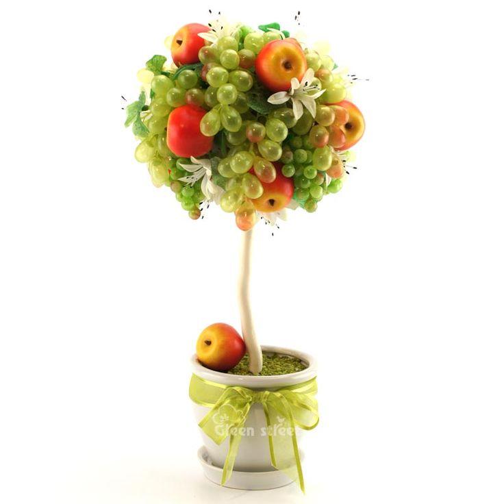 топиарии из фруктов картинки создания красивых