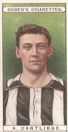 Bristol Rovers FC - Arthur Cartlidge