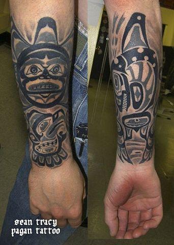 haida tattoo - Google Search