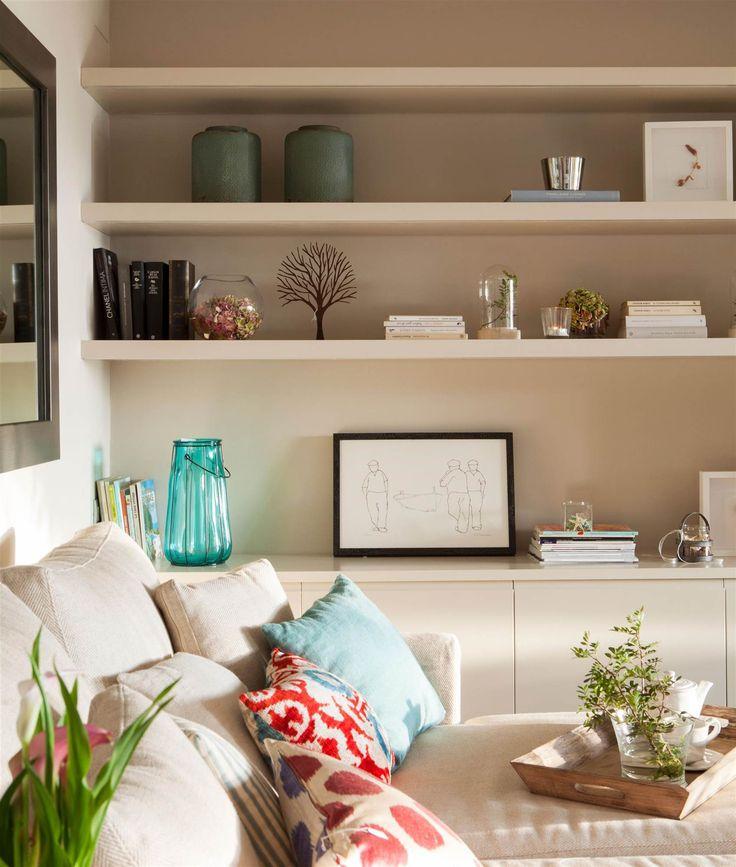 17 mejores ideas sobre estanter as en pinterest - Estanterias en esquina ...