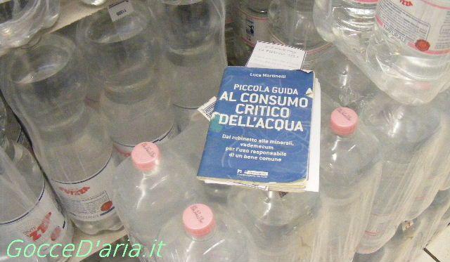 Piccola guida al consumo critico dell'acqua