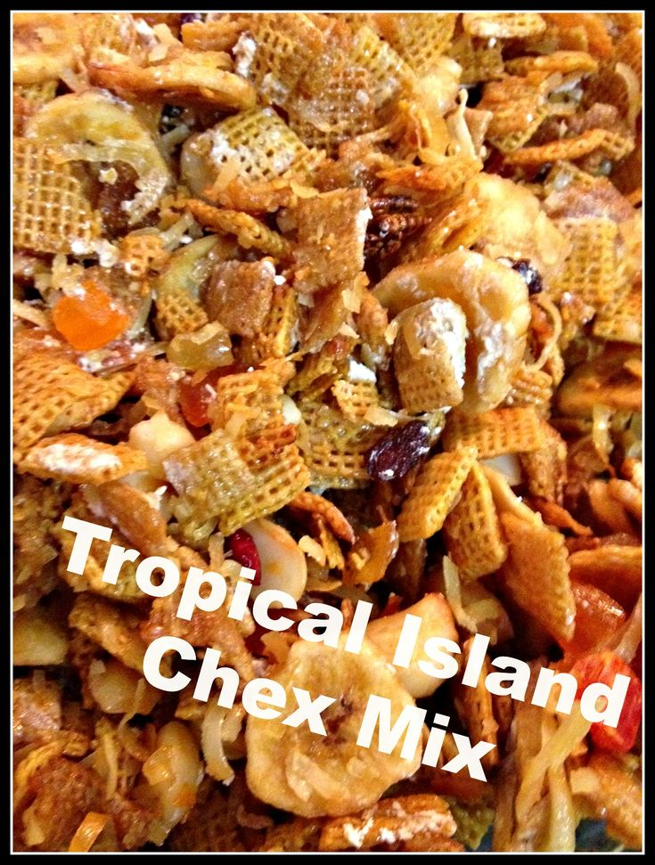 I love making Chex Mix.  It's super easy, fun, and tasty.  My friends at Platefull Co-op send me a goodie box filled with everything needed to make Tropical Island Chex Mix.  I took about 15 minutes yesterday and now we have a yummy snack! With all the fun tropical ingredients, it takes you to those [...]