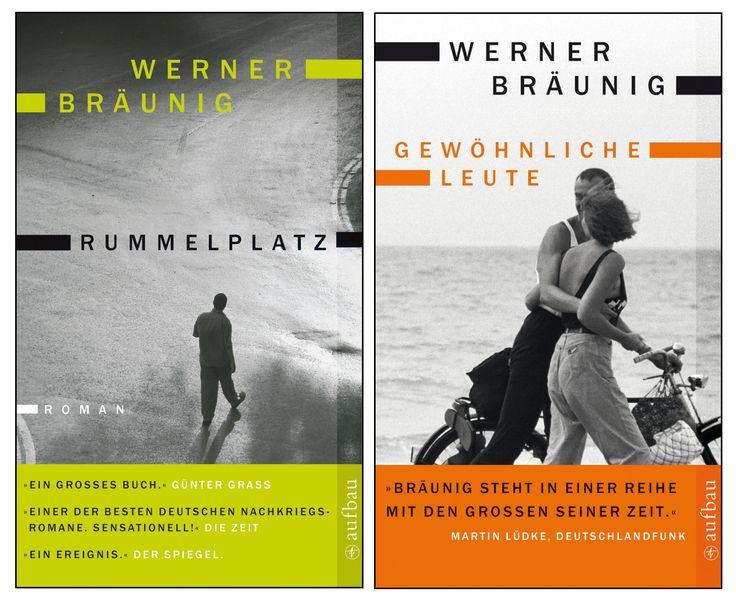 Werner Bräunig beim Aufbau Verlag // Mehr Informationen unter http://www.aufbau-verlag.de/autoren/werner-braunig