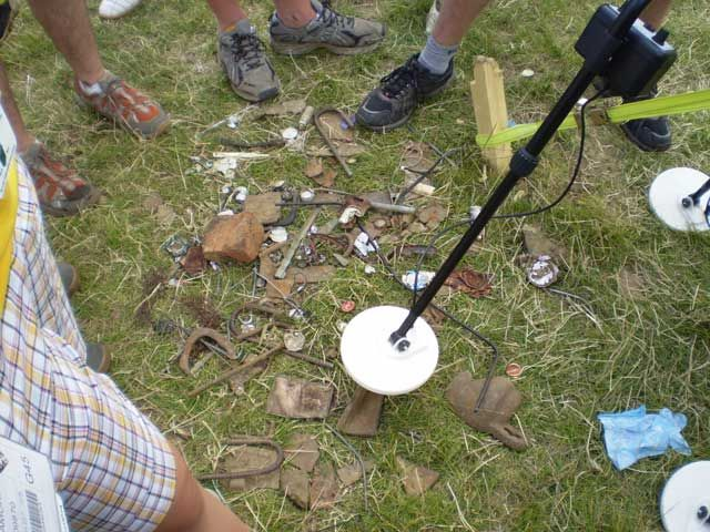 Tips for Identifying Unknown Metal Detecting Finds
