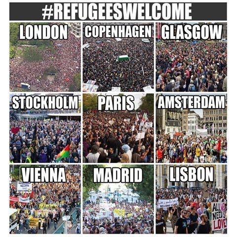 Thanks Welcoming America!!! #RefugeesWelcome