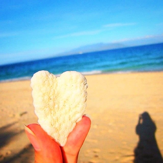 jun...July .. ☔️.. #monday #finish #yay #endofjun #summer #love #coral #heart #cute #natural #shape #beautiful #fiji #southseaisland #island #shadow #me #sea #south #pacific #ocean #awesome #月末 #ゲキム #現実逃避 #さよなら6月 #半年終わった
