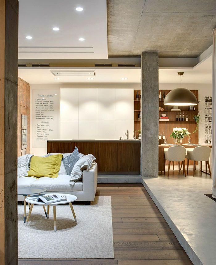 die besten 25+ urban loft ideen auf pinterest | innenräume, loft