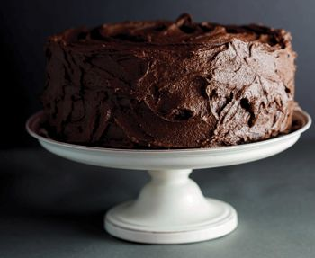 Alida Ryder�s ultimate, award-winning chocolate peanut butter cake - Eat Out