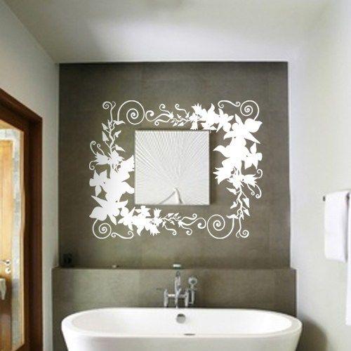 Cornice Fiori > Collezione Oggetti #wallstickers #mycollection #room #colour #design #home #office #living #stuff #flower