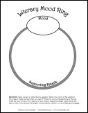 Literacy Printables: Rings Graphics, Gemstone, Graphics Organizations Mood, Graphic Organizers, Graphics Organizer Mood, Education, Poem, Literacy Graphics, 1St Grade