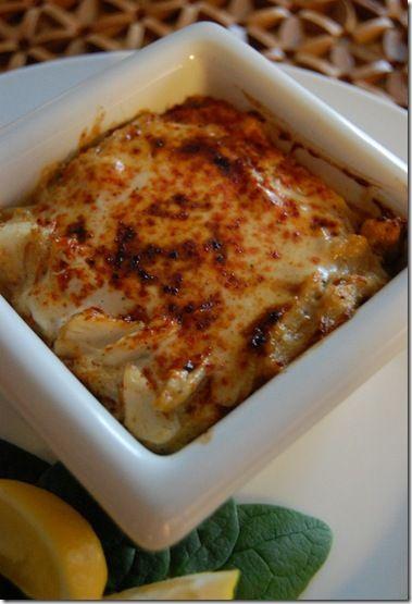 Crab Imperial (adding shrimp) #thanksgiving menu