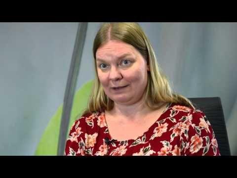 Hannele Cantell - Mitä on monialainen opiskelu - YouTube