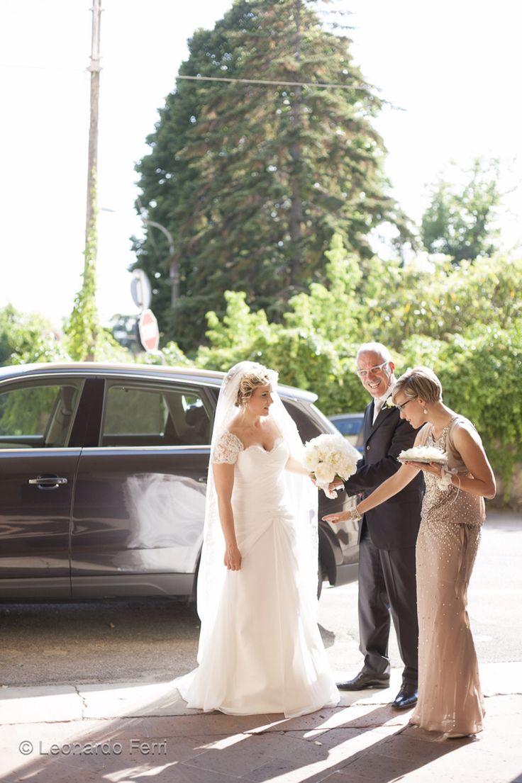 Bride is coming!
