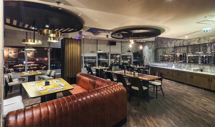 Restaurant Interior Design / Hospitality Interior Design