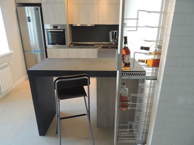 Кухни под заказ в Минске - CLEAF STUDIO