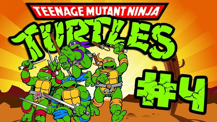 Retro Now|Teenage Mutant Ninja Turtles:Turtles in Time Stage#4 HD