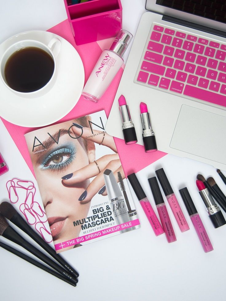 Being an Avon Representative isn't just about selling beauty products. It's about being empowered and independent. When you join Avon as a Representative, you're not just joining a company; you're joining a sisterhood of 6 million women from around the world. #AvonRep