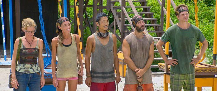 Survivor Cagayan: Top 3 Secret Scenes from Episode 12 - Survivor - CBS.com