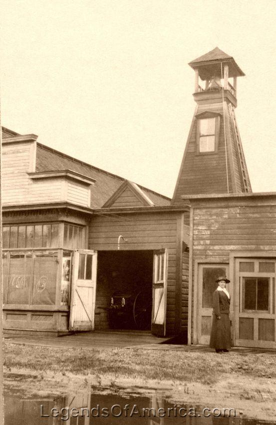 Skagway, AK - Soapy Smith Saloon, 1900
