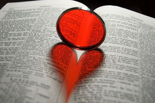 Gods word is love: Bible Study, God Words, God Love, Magnifying Red, Housekeeping Department, Joy Heart, Red Heart, Answers Portion, The Bible