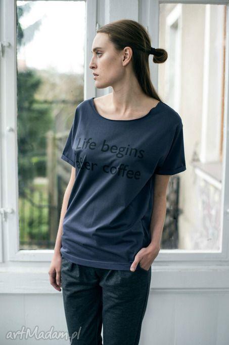 COFFEE Oversize T-shirt. $37