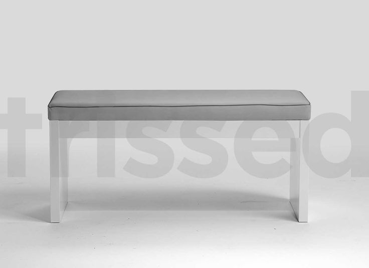 bench Roma, dining bench Roma, restaurant bench Roma, design and product in Italy by Trissed