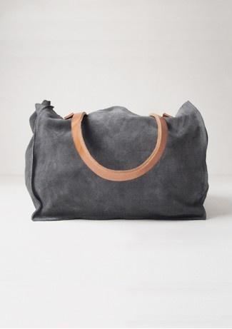 Tote Bag B.C. Grey