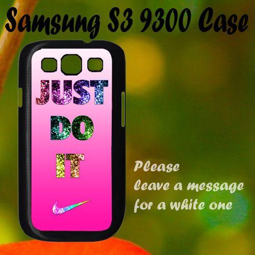 Nike Just Do It Pink Cute Samsung S3 i9300 Case, Plastic Case, Best Case