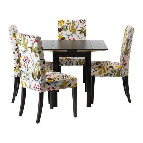 25 melhores ideias de cadeira de jantar ikea no pinterest - Mesa bjursta ikea ...