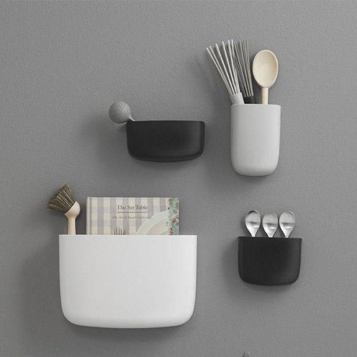 NORMANN COPENHAGEN Pocket Organiser White - 4 sizes