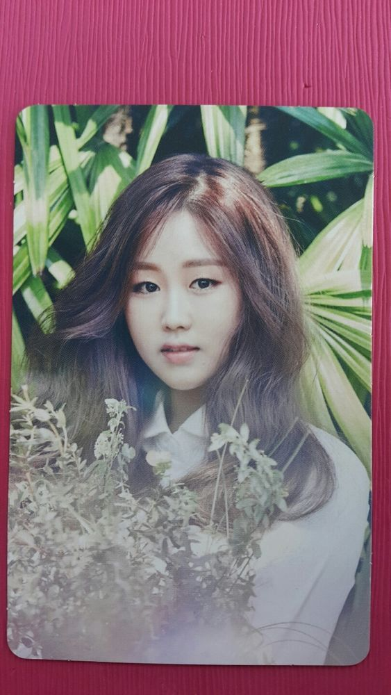 LOVELYZ BABY SOUL Official Photocard #2 A NEW TRILOGY 2nd Album GRAVITY 베이비소울