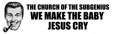 church of the subgenius