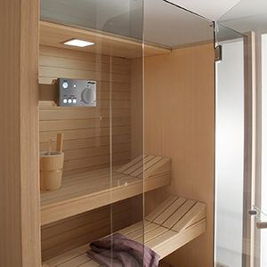 Sauna 2 by Effegibi